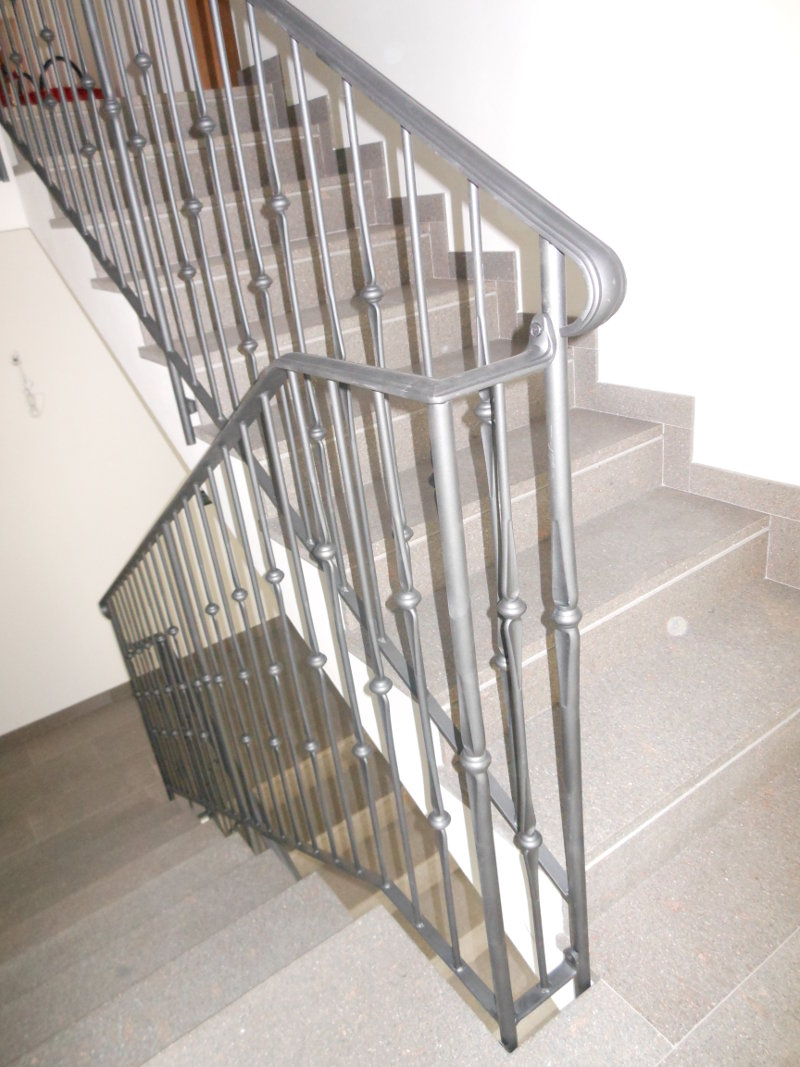 Ringhiere per interni ringhiera per scale interne for Decorazioni per scale interne